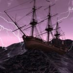 Stormy Weather on High Cosmic Seas