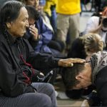 Veterans at Standing Rock Seek Forgiveness for U.S. Military
