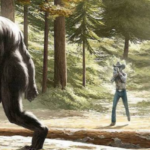 Proof an Undocumented Hominin Lives in the Mount St. Helens Area of Washington State