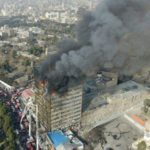 Two Years Ago Today the Plasco Building Demolition Killed 22 Innocent People in Iran