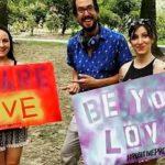 Spreading Positive Propaganda: A Social Experiment