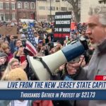 Massive Public Pushback Sinks New Jersey's Attack Upon Religious Exemptions For Vaccines, Says ICAN's Del Bigtree