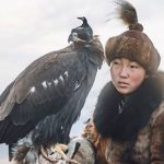 Photographer Captures One of the Last Female Eagle Hunters of Mongolia