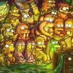 The Simpsons: Coronavirus Predictive Programming?
