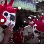 You Can't Make This Stuff Up: Cops in India Wearing Corona Virus Helmets