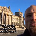 German Journalist Visits Hospital 'Teeming with Coronavirus Patients' and finds No One There