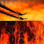 Florida Fires, Kissinger, and the Fauci Virus