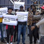 """Bill Gates, We Are Not Your Lab Rats!"" Africans Protest COVID Vaccine Trials Among Poor"
