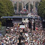 """""""Masks Make Us Slaves""""  Massive Protests in Germany Over C0VlD Lockdown"""
