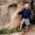 Giant Footprint in South Africa & Ancient Gold Mines