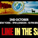 New Earth Project | Call Out to Join 'The Line in the Sand' on Oct 2nd | Sacha Stone, Dr. David Martin, RFK, Jr., Zach Bush, Del Bigtree & Many More