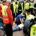 Jason Liosatos: Humanity Has Risen | Brutal Police Behavior at Peaceful Protest in Sheffield