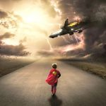 DARPA, Electromagnetic Waves, and Air Crashes