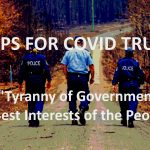 Cops for COVID Truth: New South Wales, Australia Police Blow Whistle on Coronavirus Deception