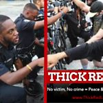 Thick Red Line: Supporting the Police to Say No to Immoral, Unlawful Orders of Politicians