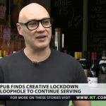 UK Pub Owner Creatively Uses Loophole to Stay in Business