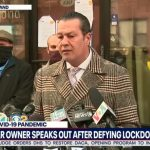 'YOU CAN'T SHUT US DOWN' – New York City Bar Owners Defy Lockdown Orders