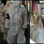 Art in Motion: Swiss Artists Protest Lockdowns & Unfolding Tyrannical Control System