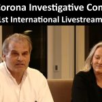 Corona Investigative Committee w/ Dr. Reiner Fuellmich & RFK, Jr.: 1st International Livestream