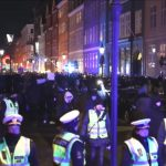 Hundreds March Through Copenhagen to Protest Covid-19 Lockdown & Plans for Vaccination Passports