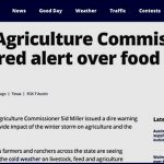 RED ALERT: Food Supply Chain Shutting Down as Blackouts Spread – Grand Solar Minimum