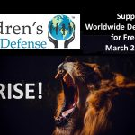 Children's Health Defense Supports Worldwide Demonstration for Freedom on March 20, 2021