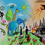 Vandana Shiva: Divide & Rule — The Plan of the 1% Is to Make You Disposable