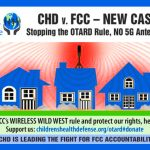 "Children's Health Defense Challenges the FCC's ""Wireless Wild West"" Rule"