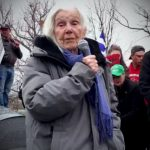 "92-Year-Old Holocaust Survivor Brings Crowd to Tears at Toronto Protest: ""This is Worse. It Is More Insidious."""