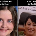 Brain Injuries and Death Continue to Follow J&J COVID Injections