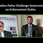 Police Take Court Action Against Ontario Government Over Anti-Covid Enforcement Duties