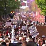 Anti-Lockdown Protesters Take Over Central London in Massive Stand for Freedom