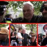 "David Icke at London May 29 ""Unite for Freedom"" Rally"