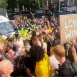 """Video Highlights: """"Unite for Freedom"""" Protestors Take Over London Streets — May 29th Rally"""