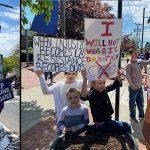 Cape Cod Against Medical Mandates: Report on May 15, 2021 Demonstration