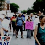 Marylanders Rally Against Baseless COVID-19 Vaccine Mandate for State College Students