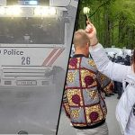 May 1st Freedom Rally in Brussels Belgium: Police Violently Assault Peaceful Protestors Without Warning