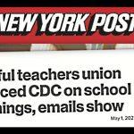 Backdoor Deals: CDC & American Federation of Teachers