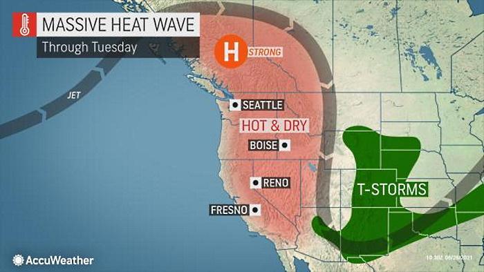 Heat Waves and HAARP 2j
