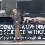 Dr Vernon Coleman Live @ London World Wide Rally for Freedom Speech