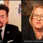 Whistleblower Catherine Austin Fitts w/ 'Dark Journalist' Daniel Liszt on the Central Banking Reset Plan