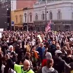 Melbourne Freedom Rally Highlights
