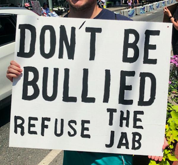 Stop the Shots — Cape Cod Against Medical Mandates Bullied