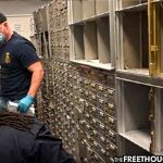 FBI Robs 800 Safety Deposit Boxes, Steals People's Life Savings, Claiming Cash Smelled Like Drugs
