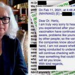 Physician 'Horribly Injured' After Pfizer Vaccine Pleads With Top U.S. Public Health Officials for Help — and Gets None
