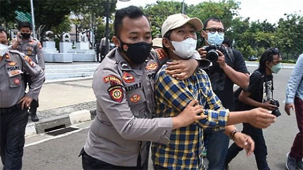 Protests Around the World Target Global Corporate Food Empire Indonesia