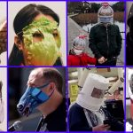Creative Masks: Expressing Defiance With Humor