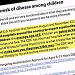 CDC to Use Polio Virus to Cover Up Kids Jab Adverse Reactions?