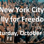 New York City Rally for Freedom — Tomorrow, Saturday October 16: Join Robert F. Kennedy , Jr., Mary Holland, Kevin Jenkins, Christiane Northrup & Many More