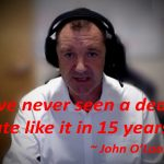British Funeral Director John O'Looney: Deaths Skyrocketed 300% After Covid Vaccine Rollout